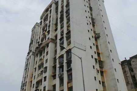 2 BHK Apartment For Rent At Galaxy Heights, Mitha Nagar, Goregaon West.