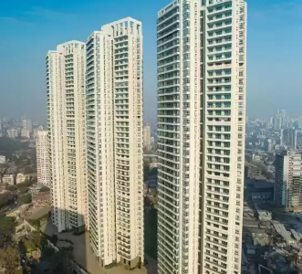 4 BHK Apartment For Sale At Raheja Vivarea, Mumbai Central.