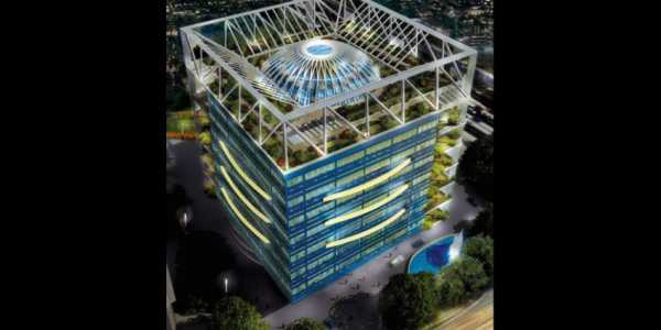 1150 Sq.ft. Commercial Office in Omkar Summit Business Bay at Vile Parle East.