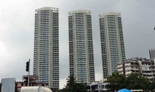 4 BHK Apartment For Rent At Raheja Vivarea, Mumbai Central.
