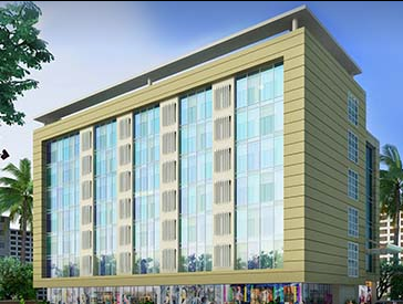 620 Sq.ft. Commercial Office in Option Primo at MIDC Cross Road, Andheri East.