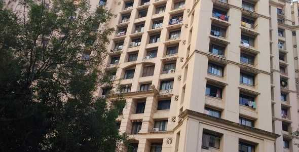 2 BHK Apartment in Eternia Hiranandani at Powai.