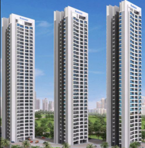 2.5 BHK Apartment in Rustomjee Elanza at Malad West.