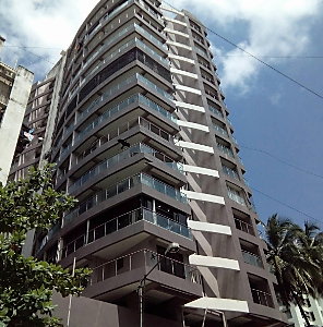 2 BHK Apartment In Pioneer Heights At Road Number 3, Khar West.