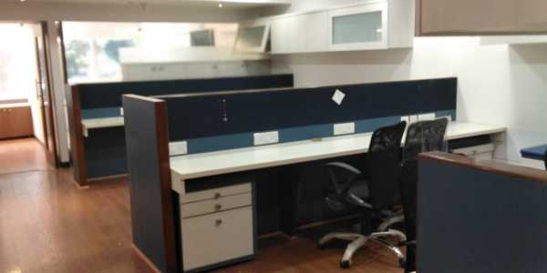 approx 1300 Carpet area Office for Rent in Omkar Summit Vile Parle East, Service Road