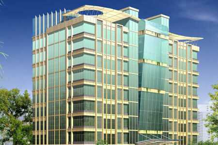 670 Sq.ft. Commercial Office in Crescent Business Park at Sakinaka, Andheri East.