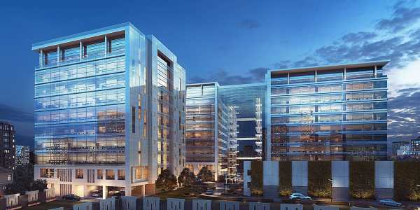 15,000 Sq.ft. Commercial Office in Times Square at Marol, Andheri East.