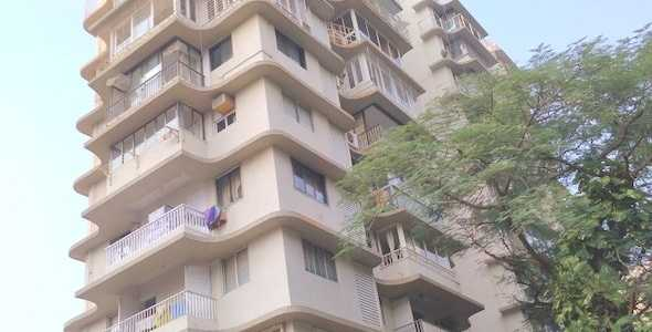2 BHK Sea View Apartment For Rent At Silver Cascade, Mount Mary, Bandra West.