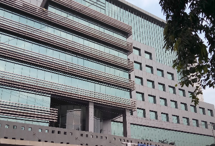 18570 Sq.ft. Commercial Office For Rent At Silver Metropolis, NESCO, Jogeshwari East.
