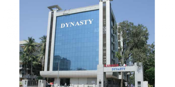 1275 sq.ft Commercial Office in Dynasty at Chakala.