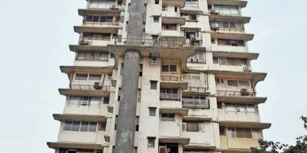 4 BHK Sea View Apartment For Sale At Concorde, Bandra West.