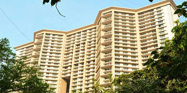 3.5 BHK Apartment in Raj Grandeur, Powai.