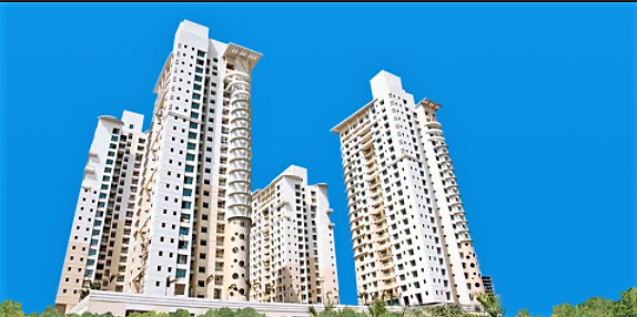 2 BHK Apartment in Rustomjee Ozone at S. V. Road, Goregaon West.