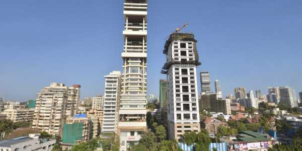 5 BHK Sea View Apartment For Sale At Bishop's Gate, Cumbala Hill.