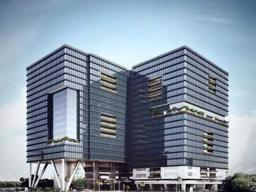 1350 Sq.ft. Commercial Office in One BKC at BKC, Bandra East.