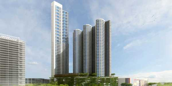 3.5 BHK Apartment For Rent At Lodha Fiorenza, Western Express Highway, Goregaon East.