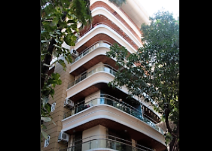 3 BHK Apartment At 16th Road, Khar West.