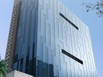 2500 Sq.ft. Commercial Office For Rent At Quantum Tower, Malad West.