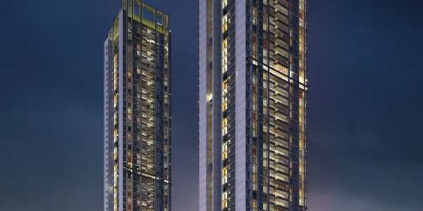 4 BHK Penthouse For Sale At Anchor Victorian, Parel East.