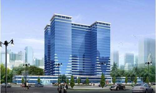 4500 Sq.ft. Commercial Office in Lotus Corporate Park at Jogeshwari East.