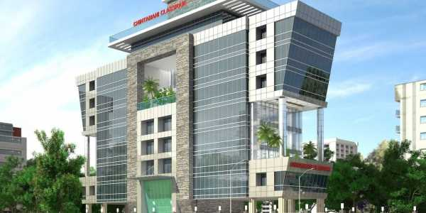 2000 Sq.ft. Commercial Office For Rent At Chintamani Classique, Vishweshar Nagar, Goregaon East.