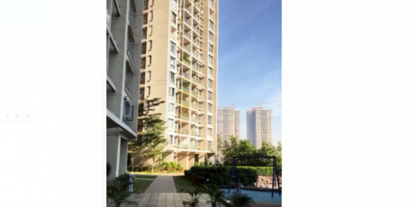 2.5 BHK Apartment in Imperial Heights at Goregaon West.