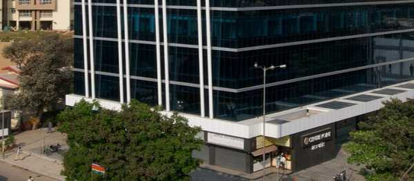 6200 Sq.ft. Commercial Office For Rent At Center Point, Parel.