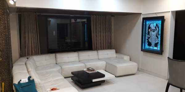 3 BHK Apartment For Sale At Juhu Scheme.