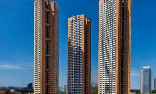 4 BHK Apartment in DB Woods at Goregaon East.