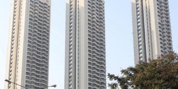3 BHK Apartment For Rent At Rustomjee Elanza, New Link Road, Malad West.