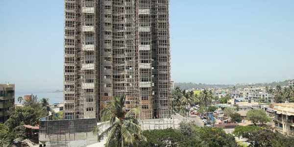 2 bhk for Sale Kanakia Hollywood at Excellent Price! in Versova Andheri West with Sea View