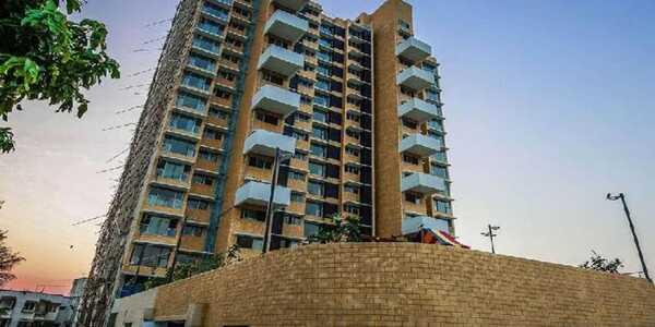 2 BHK Sea View Apartment For Rent At Kanakia Hollywood, Sai Nagar, Andheri West.