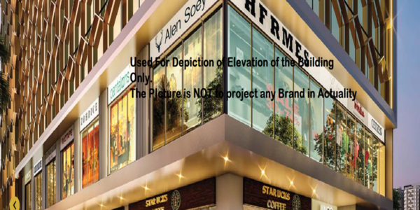 169 sq,ft to 6000 sq.ft premium Shop Retail and Showroom Spaces for Rent in Ghatkopar West Near Station, Heavy Footfalls,