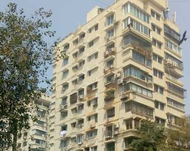 3 BHK Sea View Apartment For Sale At Napean Sea Road.