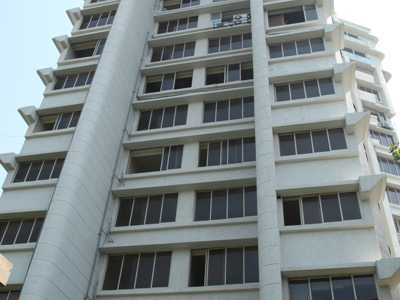 2 BHK Sea View Apartment For Rent At Breezy Heights, Pali Hill, Bandra West.