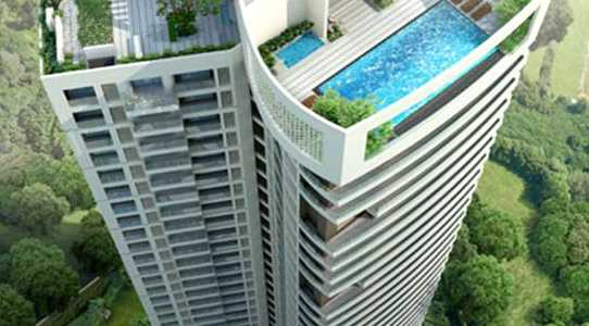 3 Bhk Kalpatru Pinnacle - Goregaon West