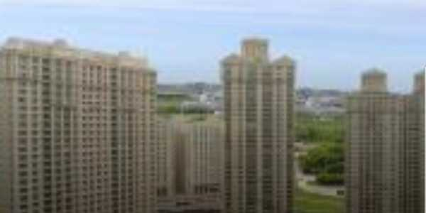 4 BHK Apartment in Odyssey at Hiranandani Gardens, Powai.