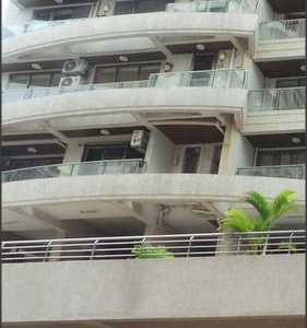 3 bhk flat for rent at Gulmohar Road, Juhu