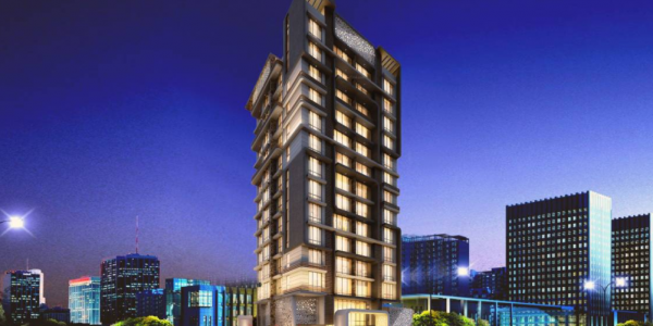 3 BHK Apartment in Jaswant Heights at 13th Road, Khar West.