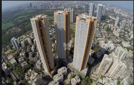 3 bhk Apartment available on Rent at DB woods in Goregaon East