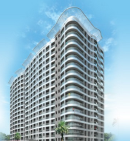 3 BHK Apartment in Lok Nirman at BR Ambedkar Road, Khar West.