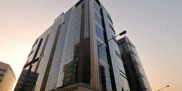 3827 Sq.ft. Commercial Office in Naman Centre at BKC, Bandra East.